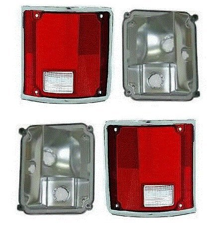 1987 chevy truck lights - 4