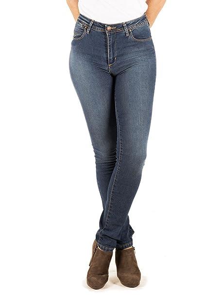 Merca Jeans Denver Mu, Vaqueros Slim para Mujer