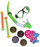 Aqua Leisure Dive Fun Set - 11 Piece
