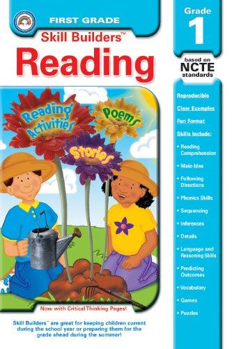 Amazon.com: Reading, Grade 1 (Skill Builders™) (0044222169985 ...
