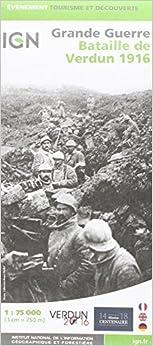 Ebooks Bataille De Verdun - 1916 2016 Descargar PDF