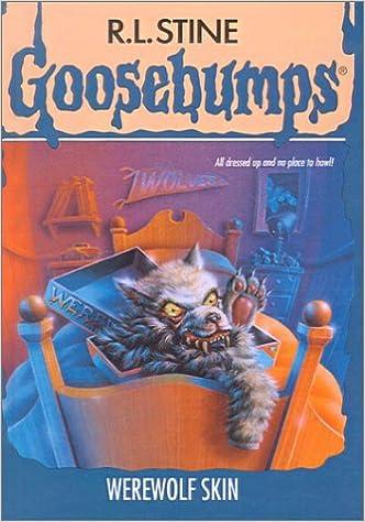 Werewolf Skin (Goosebumps, Book 60)