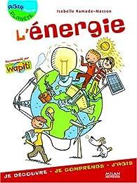 L'énergie par Isabelle Ramade-Masson