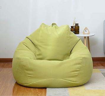 Peachy Amazon Com Langyinh Bean Bag Chair Ergonomic Desig Alphanode Cool Chair Designs And Ideas Alphanodeonline