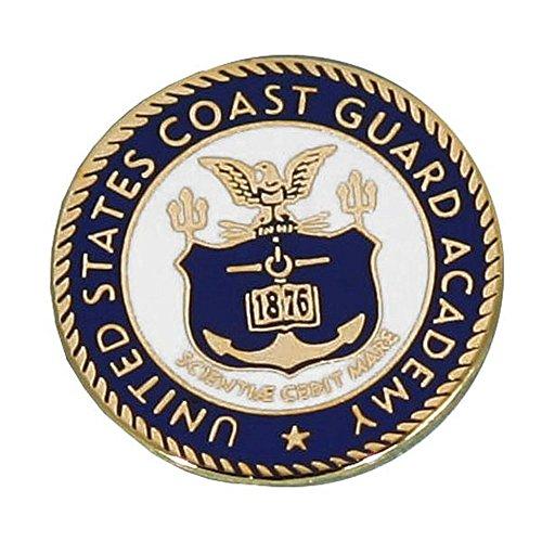 Coast Guard Academy Lapel Pin ()