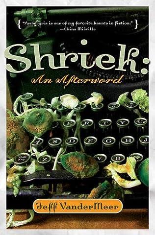 book cover of Shriek