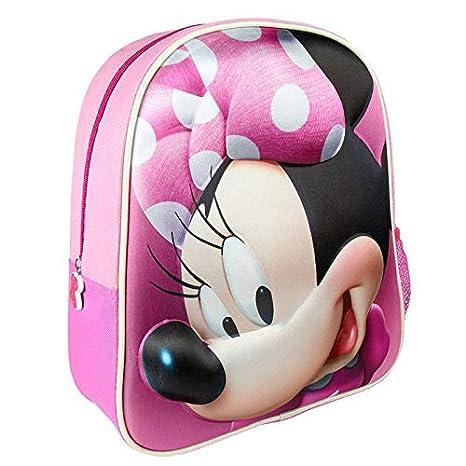 Minnie Mouse CD-21-2107 2018 Mochila Infantil, 40 cm: Amazon.es: Equipaje