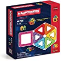 Magformers Rainbow 14-Pieces Standard Set