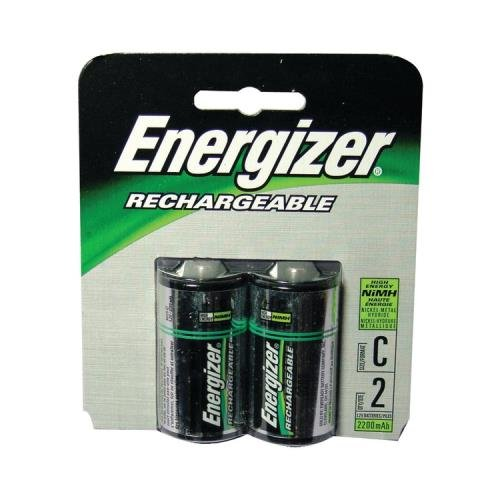 Energizer Nh35bp-2 Rechargeable Nimh Batteries