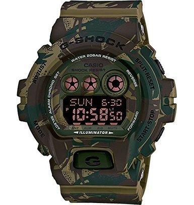 Casio G-Shock Digital Dial Resin Quartz Men's Watch GDX6900MC-3