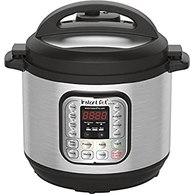 Instant Pot IP-DUO80 7-in-1 Programmable Electric Pressure Cooker