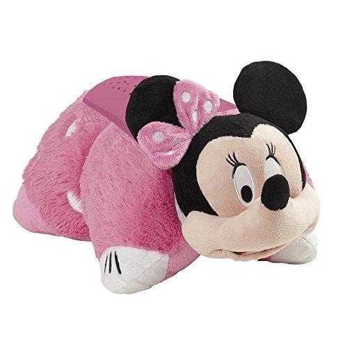 Pillow Pets Disney Dream Lites - Minnie Mouse Stuffed Animal Plush Toy