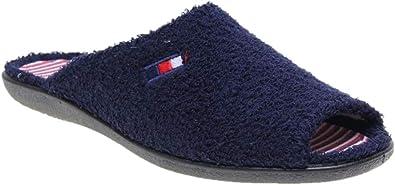 Zapatilla para casa Muy Comoda con Piso de Goma Muy Flexible, Hechas EN ESPAÑA: Amazon.es: Zapatos y complementos