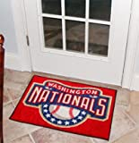 "Fanmats MLB - Washington Nationals Starter Mat/19""x30"""