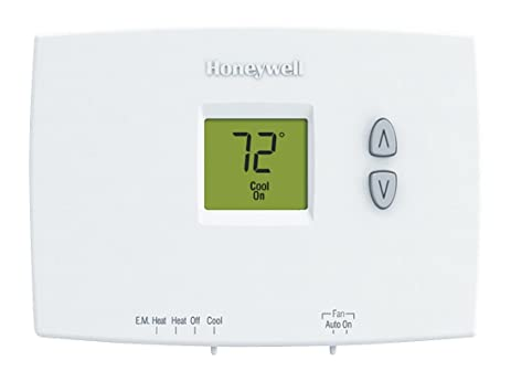 Thermostat, Stages 2 Heat/1 Cool