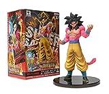 Banpresto 49454 Dragon Ball Heroes DXF Volume 3 with Card 6.5″ Super Saiyan 4 Son Goku Action Figure