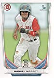 2014 Bowman Prospects #BP90 Manuel Margot - Boston Red Sox (Rookie / Prospect)(Baseball Cards)
