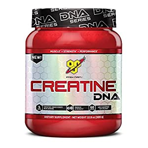 BSN Micronized Creatine Monohydrate Powder, Unflavored, 2 Months Supply 60 Servings
