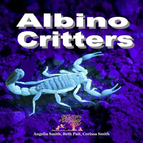 Albino Critters (Bright) - Albino Animals