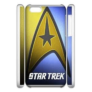 Special Design Case iphone6 4.7 3D Cell Phone Case White Flqzn Star Trek Durable Rubber Cover