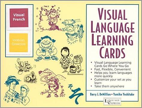 La Libreria Descargar Utorrent French Vocabulary Connections: Visual Language Learning Cards PDF Gratis En Español