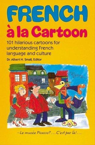 French A La Cartoon