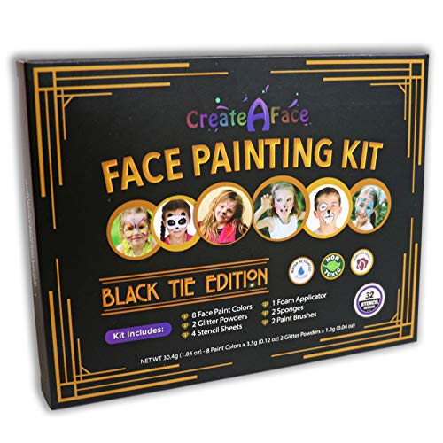 Face Painting Kit for