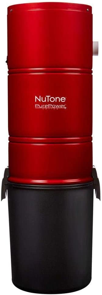 Nutone PurePower 650 Air Watts Central Vacuum System Power Unit (PurePower 6501)