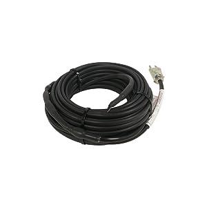 HEATIT JHSF1 Self Regulating ROOF & Gutter DE-Icing Pre-Assembled Heating Cable 125-feet 120V