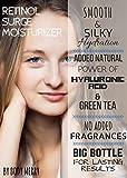 Retinol Surge Moisturizer- Retinol Cream - 3.4 fl oz w Best Natural Ingredients Hyaluronic Acid Serum + Green Tea + Vitamins for Anti-Aging & Anti-Wrinkle & Even Skin Tone & Acne Care…