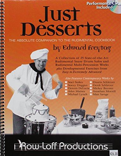 Rudimental Cookbook - 3