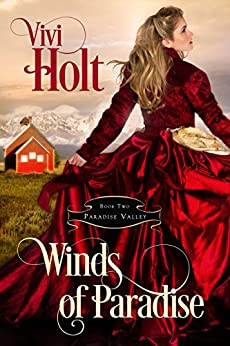 Winds of Paradise (Paradise Valley Book 2) by [Holt, Vivi]