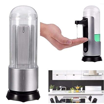 Dosificador de Jabón Eléctrico y Automático para Baño y Cocina sinJabón con Sensor Infrarrojo Líquidos Viscosos