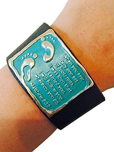 Fitbit Bracelet Flex Engraved Turquoise