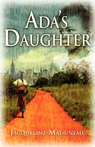 Book: Ada's Daughter by Jacqueline Maduneme