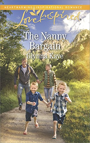 The Nanny Bargain (Hearts Of Hunter Ridge)