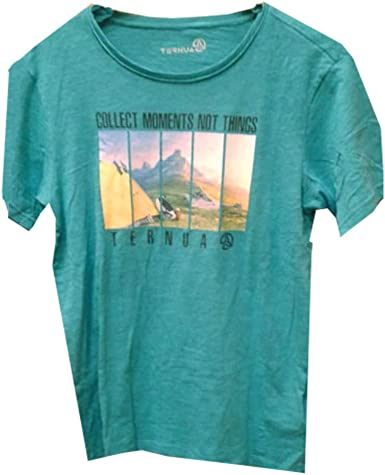 Ternua RICKLUS Camiseta Hombre - Turquesa - m: Amazon.es: Ropa y accesorios