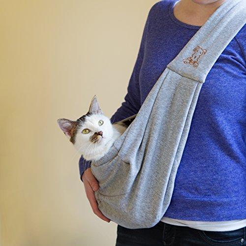 Iprimio Dog Sling Cat Reversible Carrier Bag Papoose Pet Carrier Carrier 857353006520 Ebay