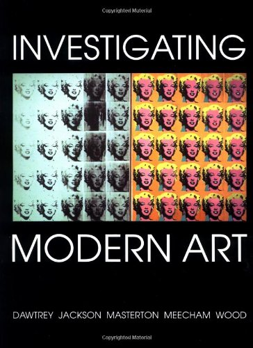 Investigating Modern Art (Development, and Social Policy; 1)