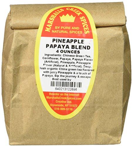 Pineapple Papaya Tea - 3