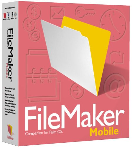 FileMaker Mobile Companion for Palm OS by Filemaker Inc.