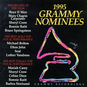 1995 Grammy Nominees by Sony