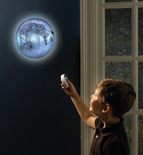 f The Moon Wall Decor Night Light ()