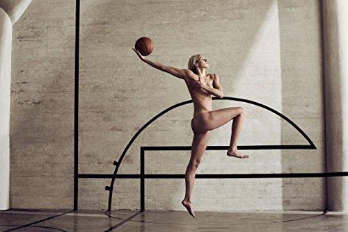 Elena Delle Donne Sports Poster Photo Limited Print WNBA Basketball Naked Nude Sexy Celebrity Olympics Athlete Size 8x10 #1