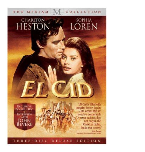 El Cid - 3-Disc Deluxe Edition