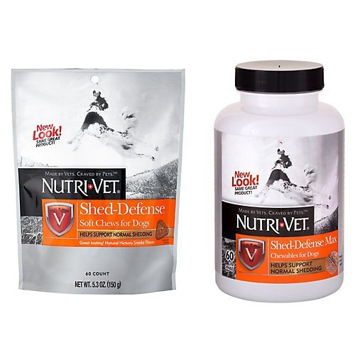 Nutri-Vet Shed Defense Liver Chew ()