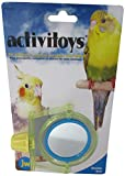 JW Pet Company Activitoy Double Axis Bird Toy, Small, Colors Vary