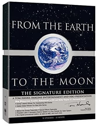 Amazon com: From the Earth to the Moon - The Signature