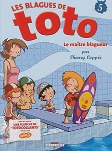 """Afficher """"Les blagues de Toto n° 5<br /> Le maître blagueur"""""""