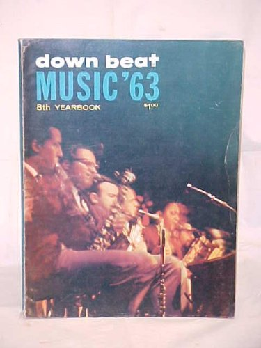 Down Beat Music '63 8th Yearbook